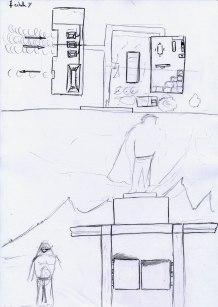 Plan du reve et sa porte de Fabien